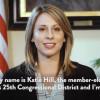 Weekly Democratic Response: Congresswoman-elect Katie Hill (D-CA)