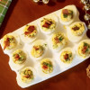 Holiday Recipes: Candied Bacon Deviled Eggs