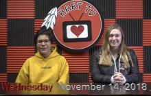 Hart TV, 11-14-18 | International Girls Day
