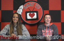 Hart TV, 11-15-18   National Recycle Day