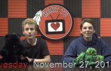 Hart TV, 11-27-18 | Stuffed Animal Day
