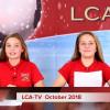 LCA TV, October 2018