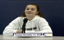 Miner Morning TV, 11-13-18