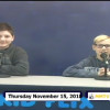 Miner Morning TV, 11-15-18