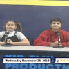 Miner Morning TV, 11-28-18