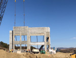 Walls Officially Up at The Center at Needham Ranch