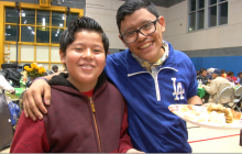 Newhall Community Center Hosts Annual Community Thanksgiving Dinner