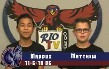 Rio TV, 11-6-18