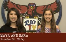 Rio TV, 11-7-18