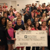 Placerita Junior High School Raises Funds for Henry Mayo Newhall Hospital's Sheila R. Veloz Breast Center