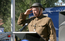 12th Annual Veterans Day Ceremony 2018