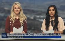 West Ranch TV, 11-1-18 | Gender Chore Gap, Importance of Breakfast