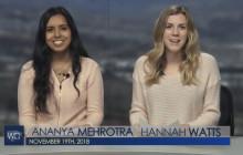 West Ranch TV, 11-19-18 | EFM Recap