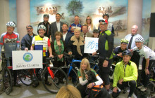 Press Conference: City of Santa Clarita Announces Host City Designation for AMGEN Race