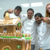 College of the Canyons Hosts First Annual Gingerbread House Competition