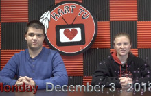 Hart TV, 12-3-18 | The Beginning of the End Day