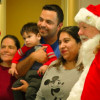 Golden Valley High School Shares Christmas Cheer with Family of Hospitalized Student
