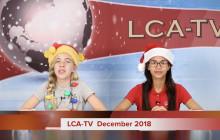 LCA TV, December 2018