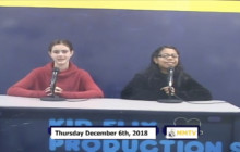 Miner Morning TV, 12-6-18