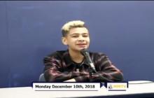 Miner Morning TV, 12-10-18