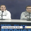 Miner Morning TV, 12-18-18