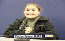 Miner Morning TV, 12-19-18