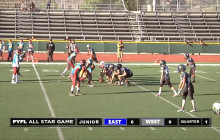 PYFL 2018 All Star Game | Junior Division