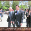 Smyth Discusses Gov. Jerry Brown's Recent Santa Clarita Visit