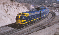 Screening and Presentation of 'Southland' Video on Southern California Railroad Scene