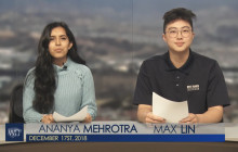 West Ranch TV, 12-17-18   Gingerbread Decorating Contest
