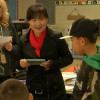 Chinese Exchange Students Head to Live Oak Elementary Classes