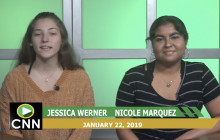 Canyon News Network, 1-22-19 | Martin Luther King Jr. Day