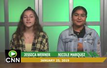 Canyon News Network, 1-25-19 | Counselor's Corner