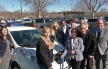 New EV Charging Officially Opens at Santa Clarita Metrolink Station