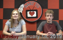 Hart TV, 1-14-19 | International Kite Day