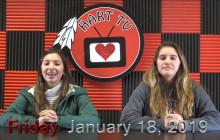 Hart TV, 1-18-19 | National Thesaurus Day