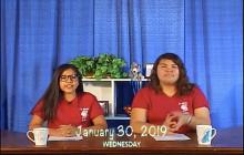 La Mesa Live, 1-30-19