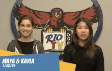 Rio TV, 1-23-19