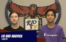 Rio TV, 1-28-19