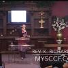 SCCF: Rev. K. Richardson