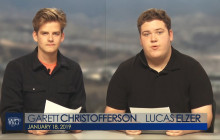 West Ranch TV, 1-18-19 | ASB Interview, Video Preview
