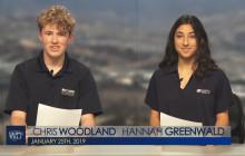 West Ranch TV, 1-25-19 | Basketball Interview