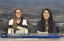 West Ranch TV, 1-29-19   Healthy Eating PSA