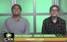 Canyon News Network, 2-7-19 | French Week