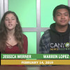Canyon News Network, 2-14-19 | Valentine's Day