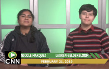 Canyon News Network, 2-21-19 | Keep the Pressure