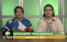 Canyon News Network, 2-25-19 | Weather