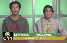 Canyon News Network, 2-27-19 | Perfect Attendance