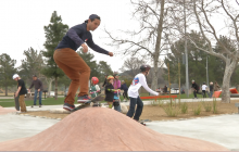 Castaic Sports Complex Debuts New Skate Park