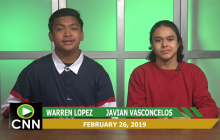 Canyon News Network, 2-26-19 | Cowboys of Character